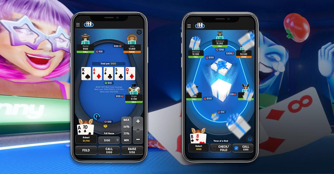 Мобильная версия 888poker.